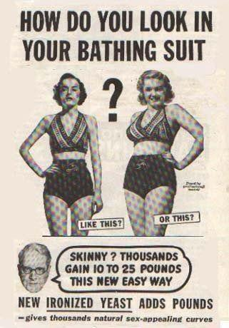 Too Skinny?